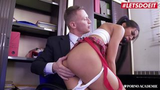 Anal College Graduation For Cute hot Teen Brunette Polly Pons