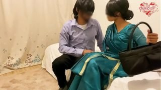 Cheating desi Wife Gets Fucked in the Hotel Room by her Lover ~ Ashavindi