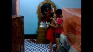 .com – Honeymoon Indian Couple In Their Bedroom Sucking And Fucking