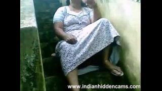 .com – Indian Busty Housewife Exposing Her Pussy Sitting Outside Her House