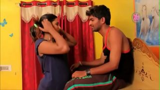 Desi Girl Swathi Naidu Romance With Husbands Brother