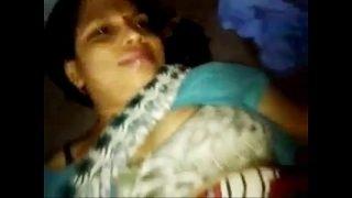 Desi Mature wife sex with her boy friend