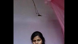 Desi wife Shilakshi with big dildo=Kinu=