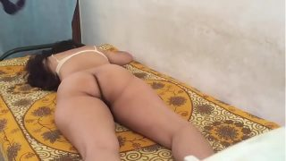 Indian hot maid amazing porn with boss son