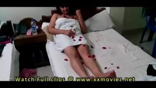 Rajban with her Girlfriend in hotel sex