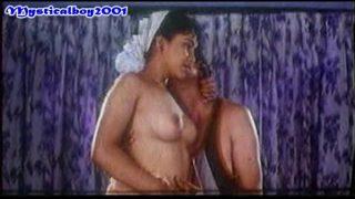 reshma with white bra having some fun with dewar